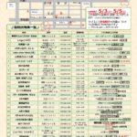東日本大震災復興祈念チャリティイベント「5/3は盛岡大通へ行こう」出店者50区画を募集!→〆切ました!(4/3追記)